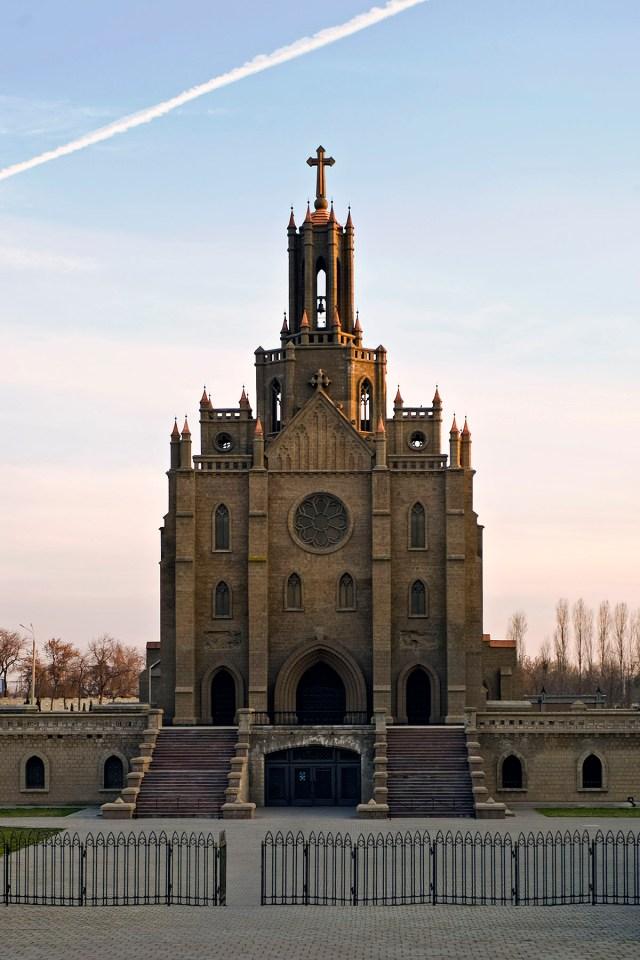 Römisch-Katholische Kirche in Taschkent