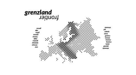 Projektlogo Grenzland
