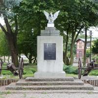 """Denkmal für die Wiedergewinnung des """"alten slawischen Bodens"""""""