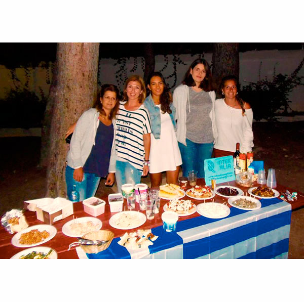 Intercultural nights