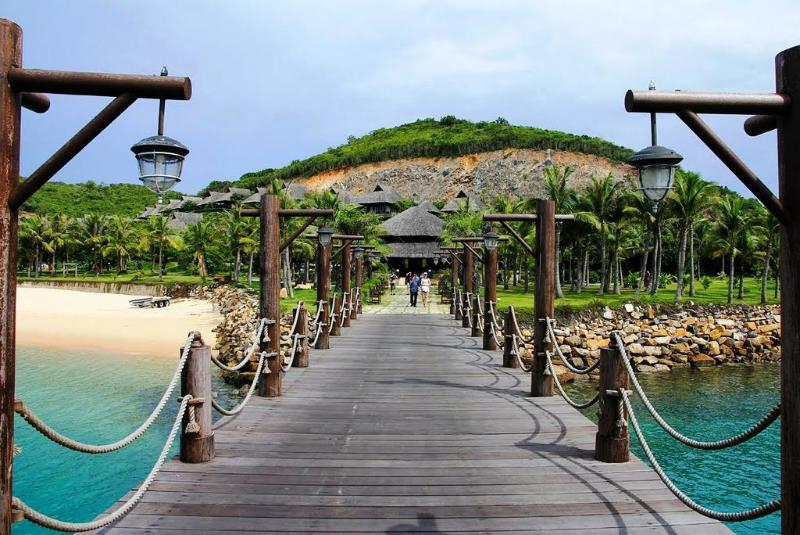 Tam island, Nha Trang, Vietnam