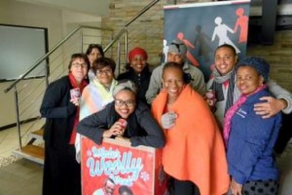 KEEPING WARM : Assist the Community Chest in collecting warm clothes for those in need. Picture : SUPPLIED