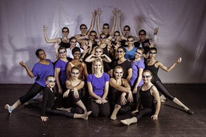 GET IN LINE: Experienced and inexperienced dancers are called to apply to participate in the  Dynamic   Dance   Academy  next month. The  academy  teaches young people a wide variety of  dance  styles which they showcase in a production at the Guild Theatre on December 13 Picture: SUPPLIED