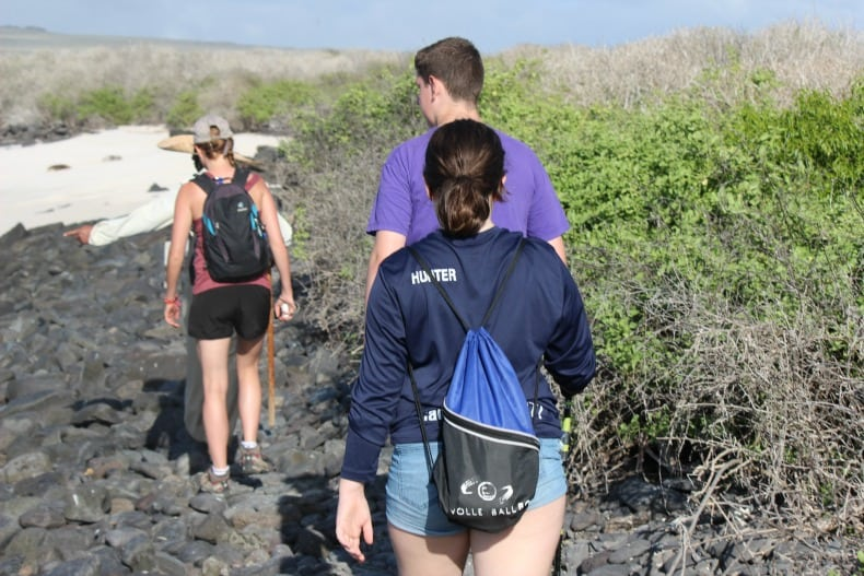 Exploring the Galapagos Islands is a great way to engage your family with older children
