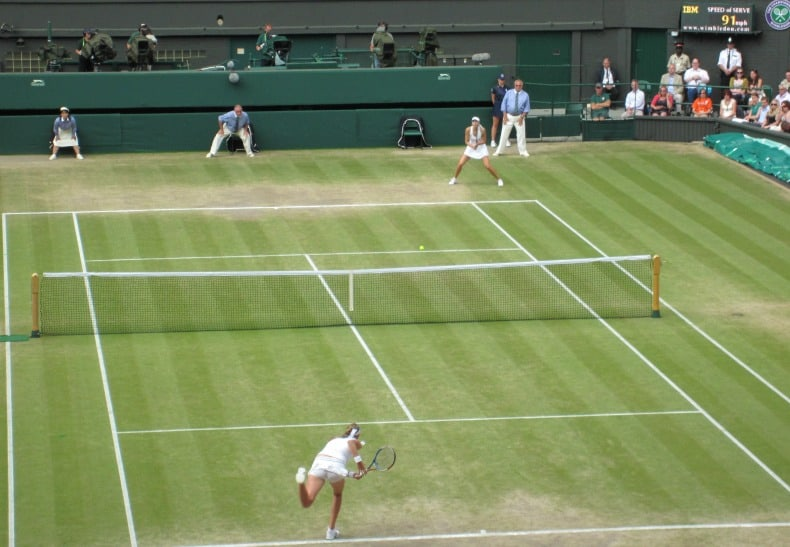 wimbledon-womens finals and wembley stadium