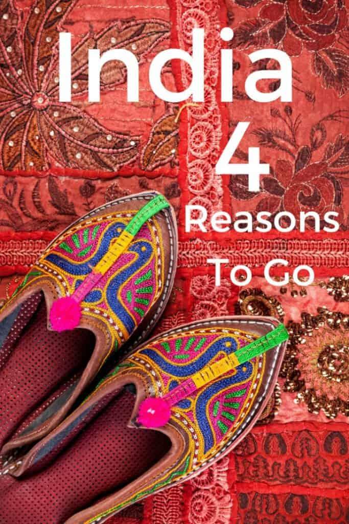 India is an extraordinary place to visit. Here are four reasons why you should go. #travel #familytravel #India #Asia |Agra, Amritsar, Autab Minar, Haumayun's tomb, Hoshiarpur, inexpensive, Jaipur, luxury, Pakistani border, Ranthambore, service, tourism industry, Taj Jai Mahal Palace, Taj Mahal|