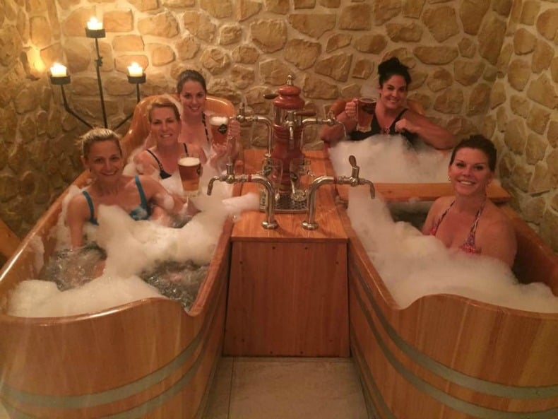 Prague Beer Spa How To Experience Prague Like A Local