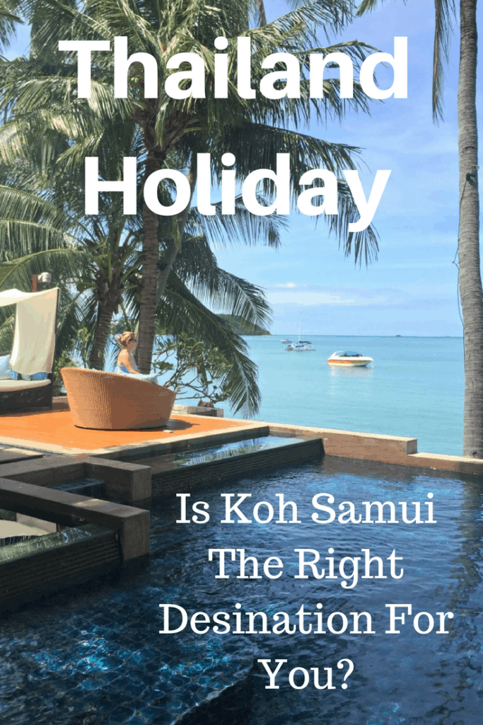 Koh Samui is a well developed tourist destination in Thailand. If you are looking for a Thailand holiday that is easy and fun, then this place is for you. It has many hotels, restaurants, and tourist attractions to satisfy most travellers. However, if you are looking for a more authentic Thai experience, then you should avoid this island.