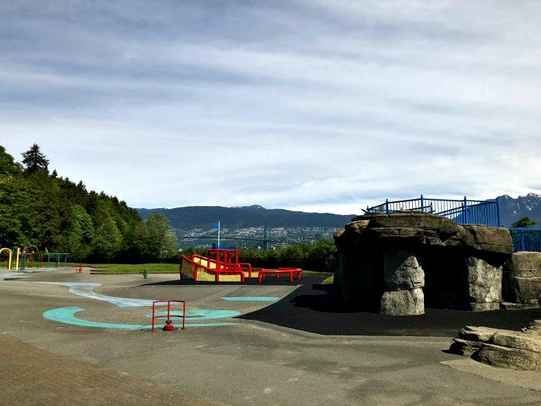 Stanley park water park