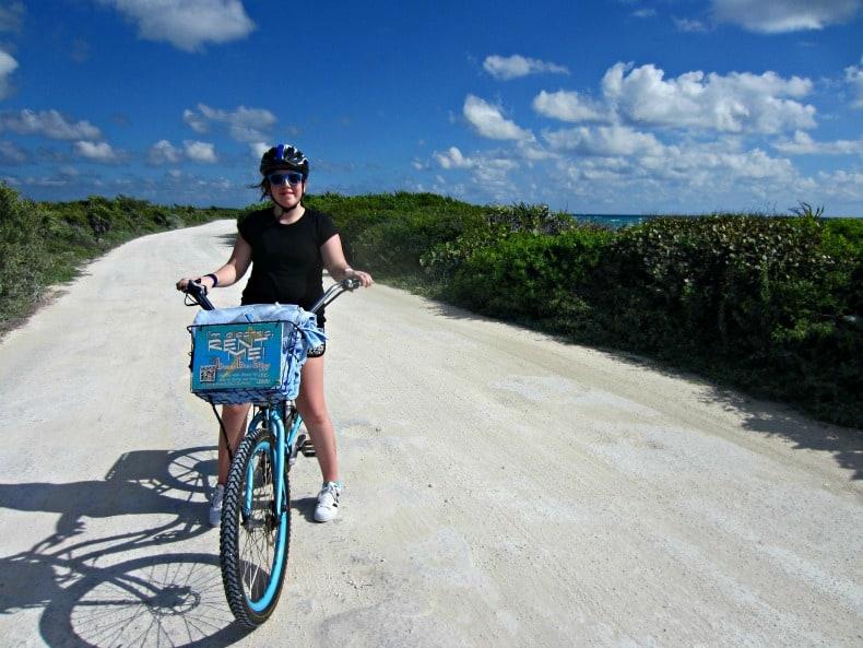 Cozumel electric bike tour