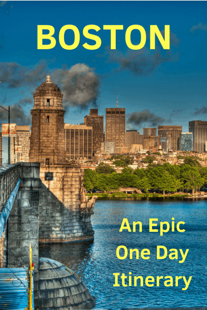 A fun one day Boston itinerary with lots of eating, shopping and exploring all over Boston! #travel #familytravel #onedayitinerary #traveltips |Boston, Public Market, Secret Food tour, Brandeis, cannoli, Commuter Rail, Freedom Trail, Giacomo, Improv Asylum, Little Italy, Mike's Pastry, Modern Pastry, Newbury, Salumeria, subway, The Lodge, Bencotto|