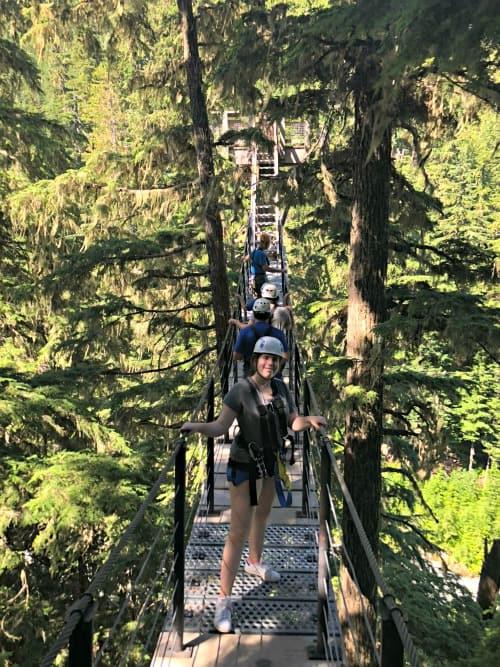 Whistler summer activities
