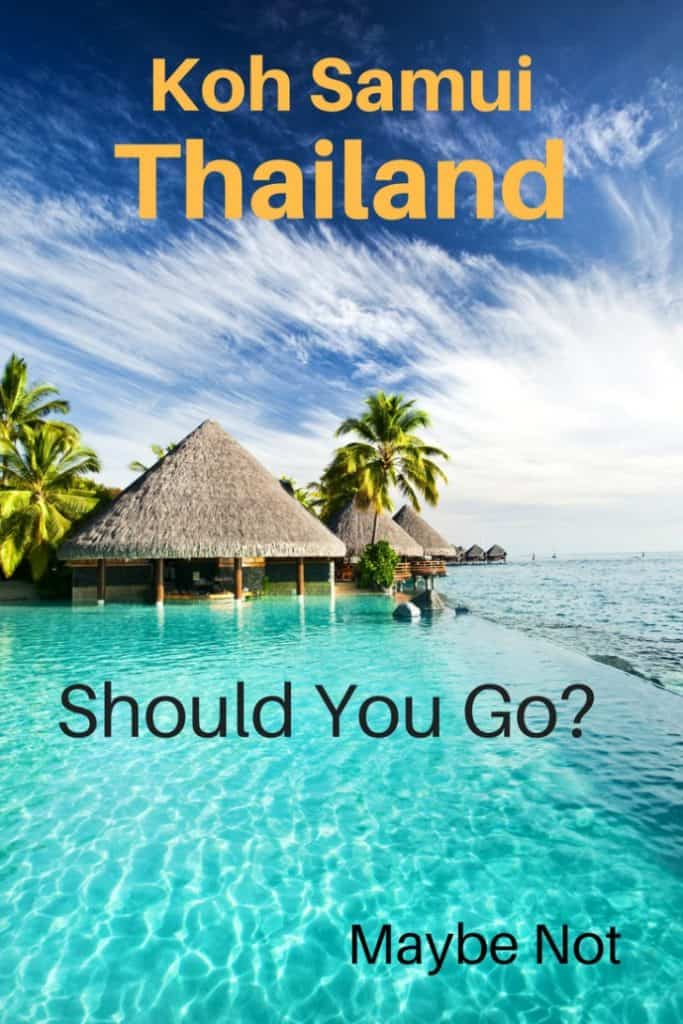 Thailand is a dream destination, especially when you look at all of the beautiful islands with their gorgeous beaches. There are so many to chose from. Is Koh Samui the right one for your Thailand holiday? #travel #Asia #Koh Samui #Thailand | Andaman sea, authenticity, beaches, Bophut beach, Coco Tam, fire show, fisherman's village, infrastructure, jet ski, Koh Phangan, massage, night market, Phuket, Samui pier resort, ATV, upni duniya