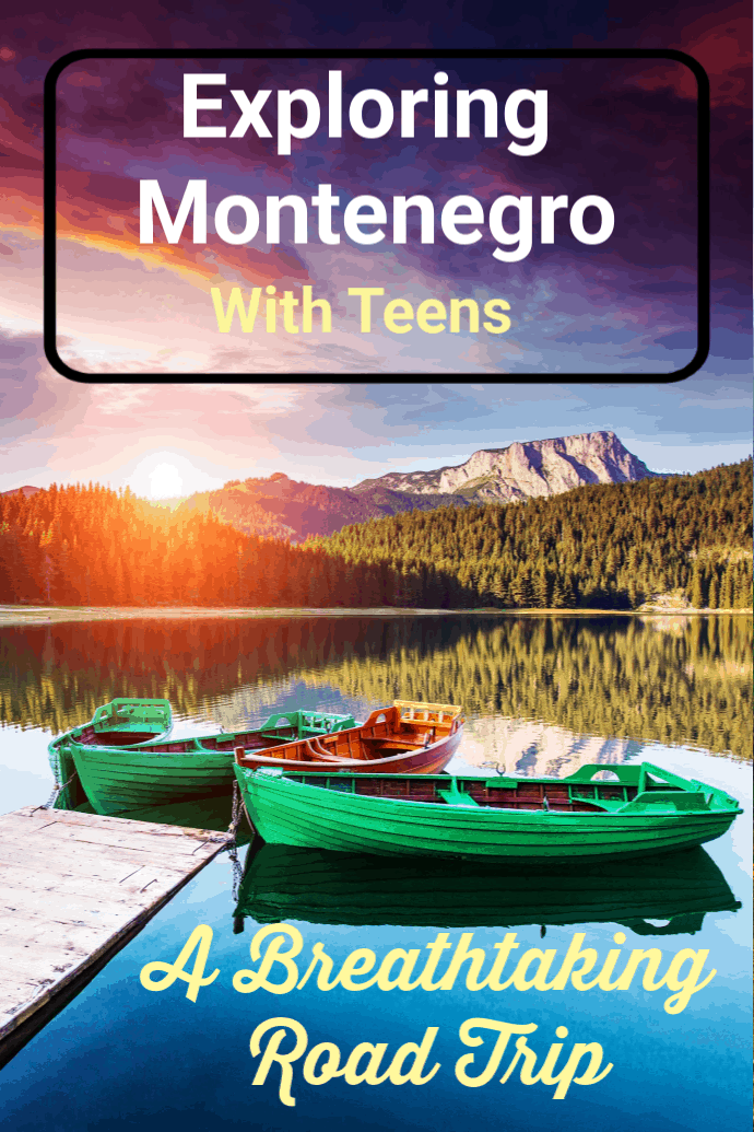 A one day road trip from Kotor on the Adriatic Sea north through rugged mountains and glacier lakes. A spectacular way to explore Montenegro. #travel #familytravel #Montenegro #Europe   Balkans, Bay of Kotor, Black Lake, Durmitor National Park, Kotor, Kotor old town, Lady of the Rocks, Perast, Podogorica, Tara Canyon, Tivat, Vardar Hotel, World Unesco, Yugoslavia 