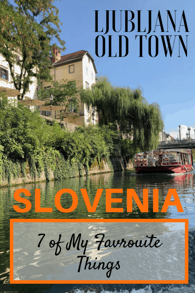 Ljubljana Old Town is a beautiful historic part of Ljubljana, Slovenia that is filled with history, culture, and fantastic restaurants and bars. We loved exploring the pedestrian zone and uncovering all of its secrets. Here are 7 of my favourites. |I#travel #familytravel #Balkans #Europe #gofargrowclose Adriatic, Castle, Dragon, Lake Bled, Lesar Hotel Angel, Ljubljana, Ljubljanica River, Metelkova, pedestrian zone, Postojna Cave, Predjama Castle, Rog factory, Slovenia, street art, Vintners Gorge