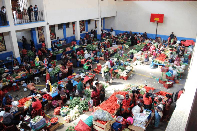 Chichastenango market