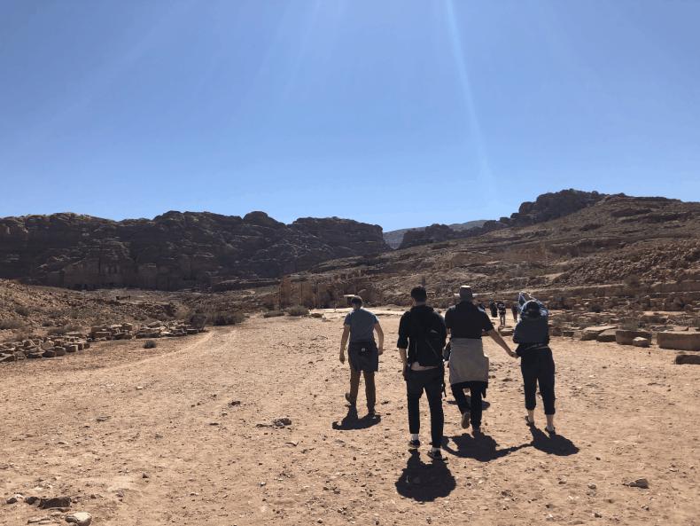 Petra Jordan in Wadi Musa