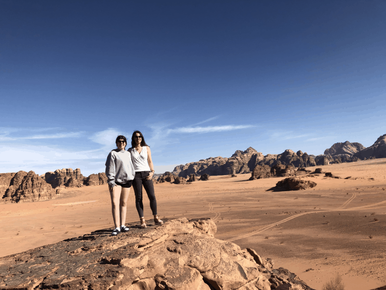 Wadi rum day trip