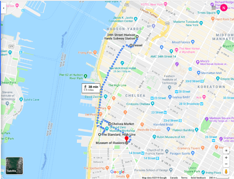 new york itinerary 3 day
