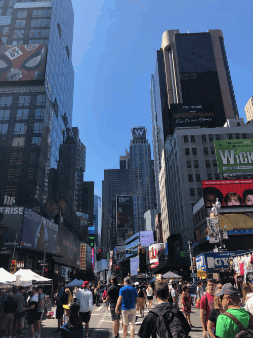 2 day new york city itinerary