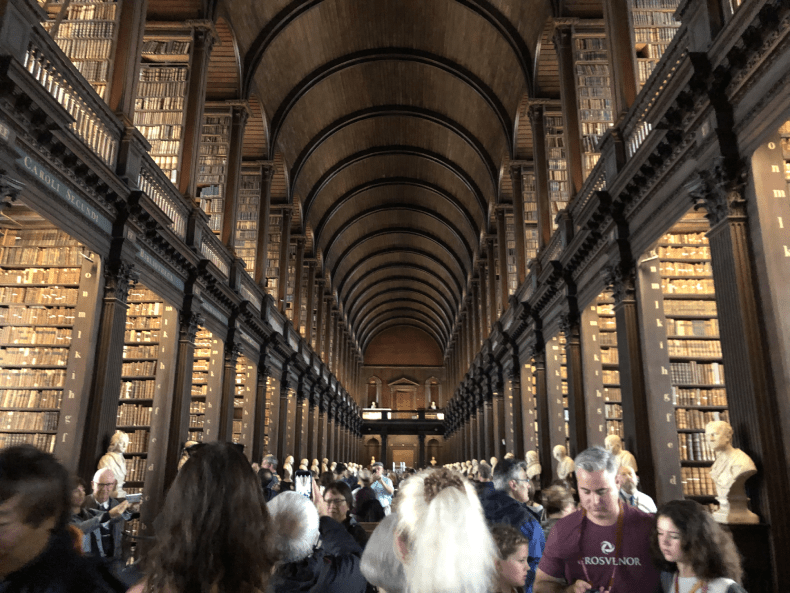 Dublin attractions