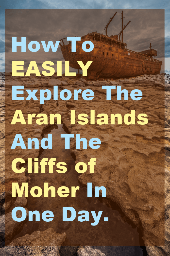 We spent one day exploring the Aran Islands and the Cliffs of Moher. We travelled by car, boat, horse drawn carriage and foot and had a beautiful relaxing day seeing spectacular beautiful part of Ireland. #travel #familytravel #Ireland | traveltips, travelguide, Doolin, Doolin ferries, Galway, Limerick, Inis Meain, Inis Mor, Celtic, Europe, destinations in Europe, Europe travel destinations, European travel, Europe travel guide