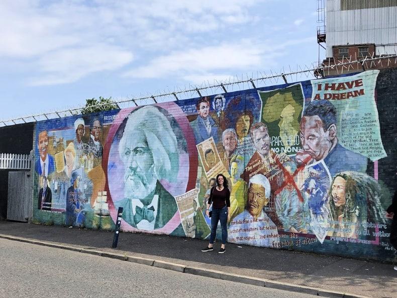 Belfast itinerary