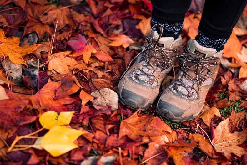 Nike hiking boots