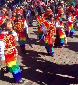Corpus Christi Celebration, Cuzco, Peru