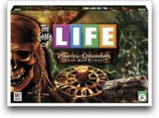 Pirates of teh Caribbean Life: box