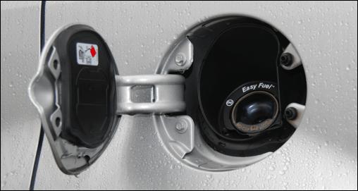 mercury mariner hybrid gas cap