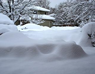 great blizzard of 2006, denver co