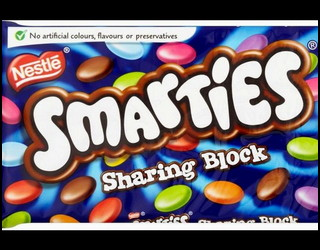 english candy better than american - smarties