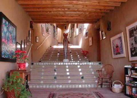 dobson house, santa fe taos nm