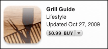 iphone grill guide