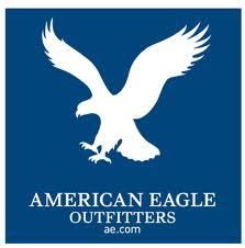 american eagle clothing logo