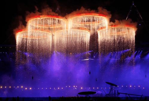 NBC London 2012 Olympics - Opening Ceremony