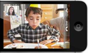 facetime birthday party