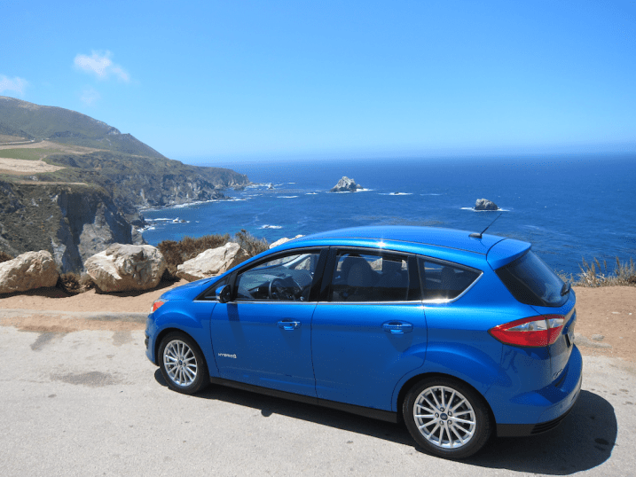 Ford C-MAX, Big Sur Coastline