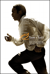 12 Years a Slave - One Sheet
