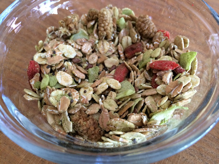 mixmyown mix make my own granola