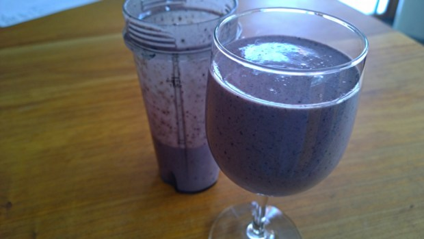 The perfect smoothie. Done!