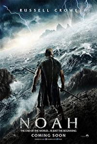 Noah Movie one sheet poster
