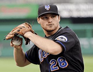 NY Mets 2nd Base: Daniel Murphy paternity leave