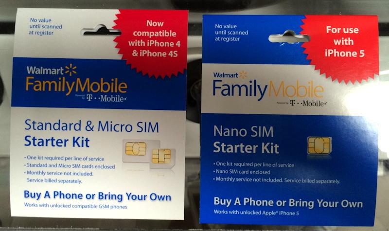 which sim card?