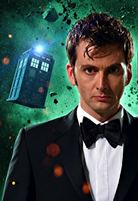 doctor who - rise of the cybermen - the age of steel - david tennant