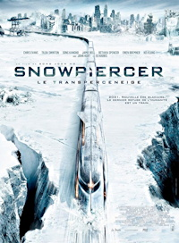 snowpiercer one sheet poster