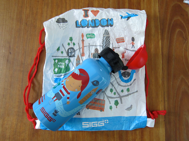 sigg travel thermos with lunch bag