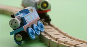 train wreck, thomas the tank engine