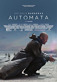 automata one sheet movie poster